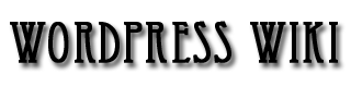 Плагин WordPress Wiki