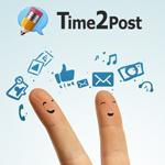 Сервис автопостинга в соцсети time2post